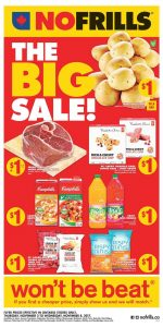No Frills Flyer Big Sale 5 November 2017