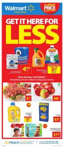 Walmart Flyer Black Friday Deals 18 Nov 2018