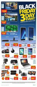 Walmart Flyer Black Friday Deals 22 Nov 2017