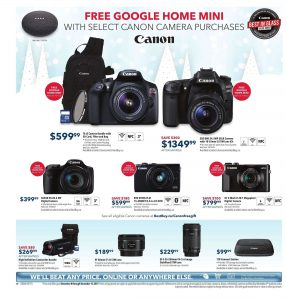 Best Buy Flyer Christmas Holiday Picks 15 Dec 2017