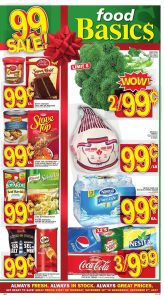 Food Basics Flyer 99 Sale 2 Dec 2017