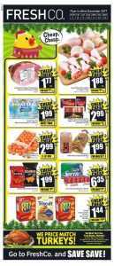 FreshCo Flyer Christmas Deals 7 Dec 2017