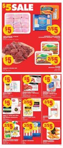 No Frills Flyer Super Sale 1 December 2017