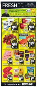 FreshCo Flyer Big Savings 4 Feb 2018