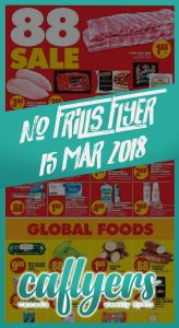 No Frills Flyer 88 Sale Deals 15 Mar 2018