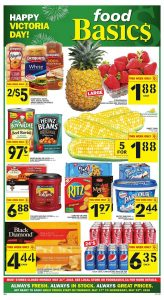 Food Basics Flyer Victoria Day Deals 21 May 2018