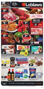 Loblaws Flyer Big Savings 16 May 2018