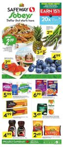 Safeway Flyer Blue Friday 3 Jun 2018