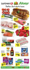 Safeway Flyer Good Sales 15 May 2018