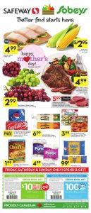 Safeway Flyer Mothers Day Deals 8 May 2018