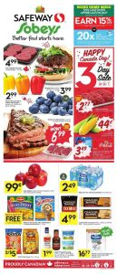 Safeway Flyer Canada Day Deals 4 Jul 2018