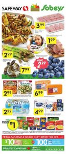 Safeway Flyer Big Sale 12 Jul 2018