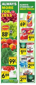 Food Basics Flyer Super Sale 26 Aug 2018