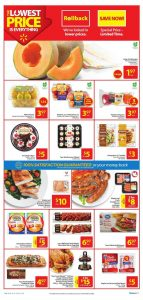 Walmart Flyer Special Deals 13 Aug 2018