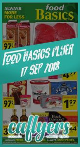 Food Basics Flyer Online Deals 17 Sep 2018