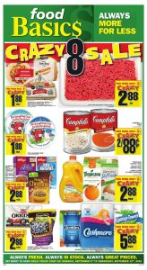 Food Basics Flyer Online Deals 8 Sept 2018