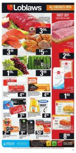 Loblaws Flyer Online Deals 12 Sep 2018