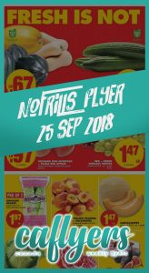 No Frills Flyer Big Saving 25 Sep 2018