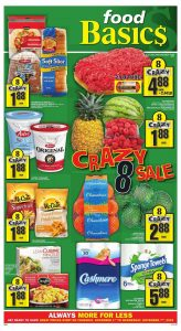 Food Basics Flyer Crazy Sale 5 Nov 2018