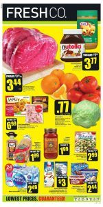 FreshCo Flyer Crazy Deals 12 Oct 2018