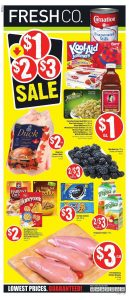 FreshCo Flyer Halloween Deal 18 Oct 2018