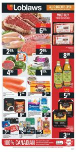 Loblaws Flyer Black Friday 3 Nov 2018