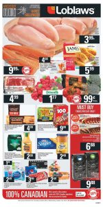 Loblaws Flyer Halloween Deals 30 Oct 2018