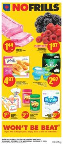 No Frills Flyer Super Sale 13 Oct 2018