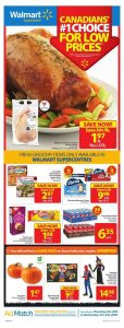 Walmart Flyer Halloween Deals 27 Oct 2018