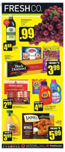 FreshCo Flyer Big Sale 8 Nov 2018