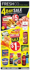 FreshCo Flyer Boxing Day Sale 29 Nov 2018