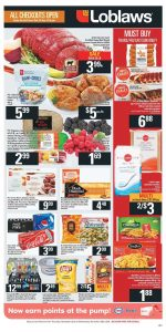 Loblaws Flyer Black Friday Sale 26 Nov 2018