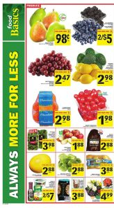 Food Basics Flyer Grocery Deals 3 Feb 2019
