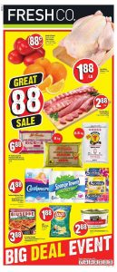FreshCo Flyer Super Sale 16 Jan 2019