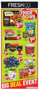 FreshCo Flyer Touch Down 31 Jan 2019