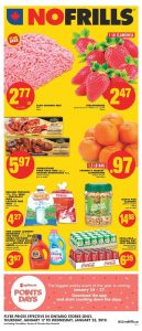 No Frills Flyer Daily Beasts 17 Jan 2019