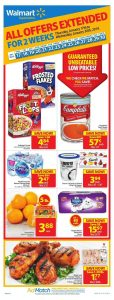Walmart Flyer Special Sale 18 Jan 2019