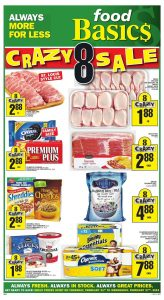 Food Basics Flyer Special Sale 24 Feb 2019