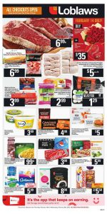 Loblaws Flyer Special Sales 19 Feb 2019