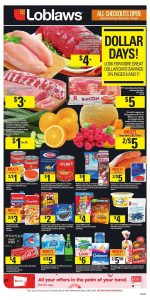 Loblaws Flyer Special Sale 19 Mar 2019