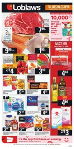 Loblaws Flyer Weekly Flyer 23 Mar 2019