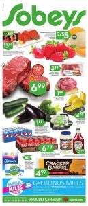 Sobeys Flyer Weekly Flyer 26 Mar 2019