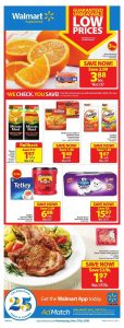 Walmart Flyer Special Deals 16 Mar 2019