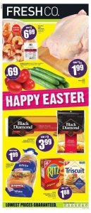 FreshCo Flyer Easter Deals 11 Apr 2019