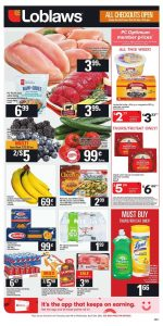 Loblaws Flyer Daily Beast 9 Apr 2019