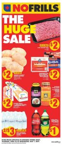 No Frills Flyer Huge Sale 25 Apr 2019