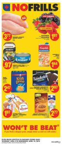 No Frills Flyer Weekly Deal 6 Apr 2019