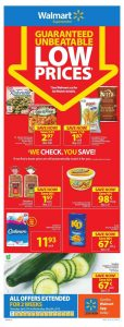 Walmart Flyer Weekly Sale 26 Apr 2019