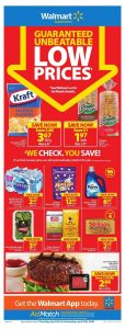 Walmart Flyer Weekly Sale 8 Apr 2019