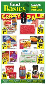 Food Basics Flyer Special Deals 3 Jun 2019